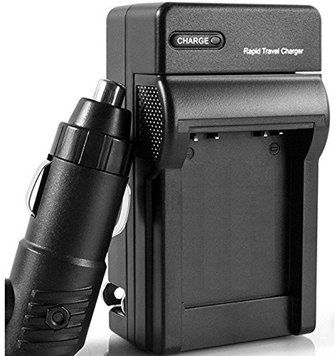 Travel Charger For EN-EL3e Li-ion Battery With Nikon D50, D70, D70s, D80, D90, D100, D200, D300, D300S, D700 Digital SLR Camera