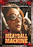 Meatball Machine cover.