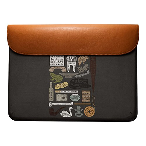 DailyObjects For Facts Pro Real Useful MacBook Sleeve Air 13 Envelope Leather YWY7B4nqwr