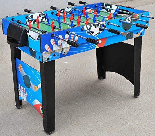 Solex Multifunktions 12-in-1-Spieltisch TY, 91415
