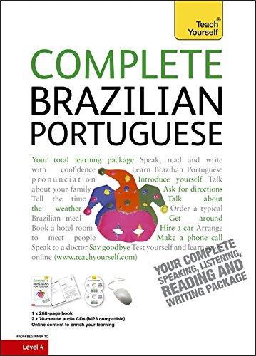 Download Complete Brazilian Portuguese: Teach Yourself pdf