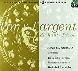l'or & l'largent : du haut - Perou