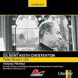 Heiteres Pfarrfest (Pater Brown 25)