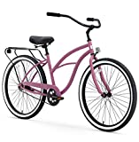 "sixthreezero Around The Block Womens 1-Speed Cruiser Bike, 17"" Frame/26"" Wheels"