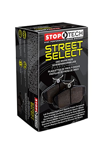 StopTech 305.16650 Street Select Brake Pads w/Hardware Street Select Brake Pads
