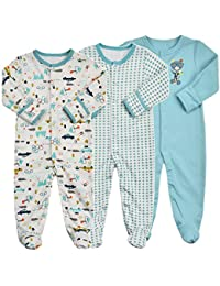 01c9f95d21fb Baby Boy s One Piece Footies