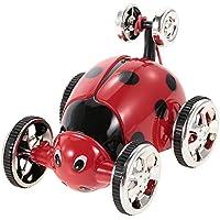 Goolsky Create Toys 2152B Mini RC Stunt Car 360 Degree Rolling Rotating Wheel Car Toy - 6 Types Randomly Delivered