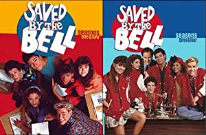 Saved by the Bell - Seasons 1 to 4 (2 Pack)