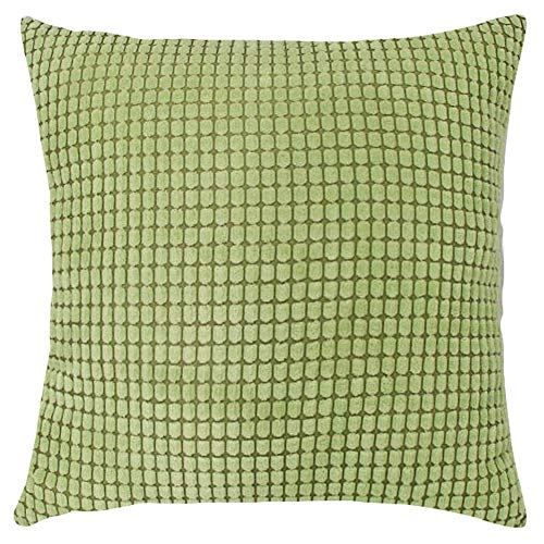 Hoomall Sofa Soft Throw Pillow Cover Case Corn Striped Decorative Cushion Protector