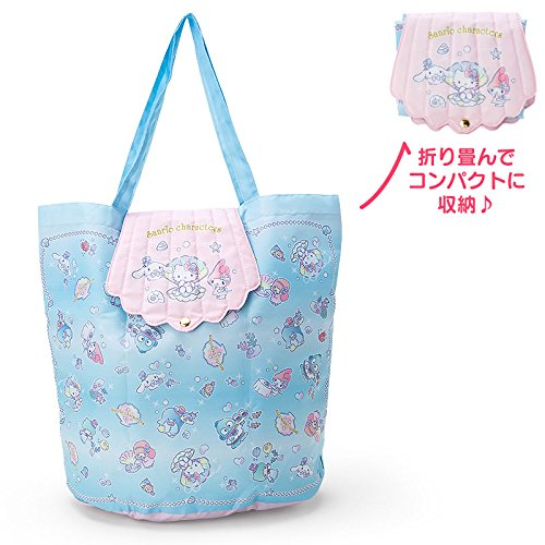 The Sea Costumes Nz Under (Sanrio Sanrio Characters folding bag PARTY UNDER THE SEA From Japan)