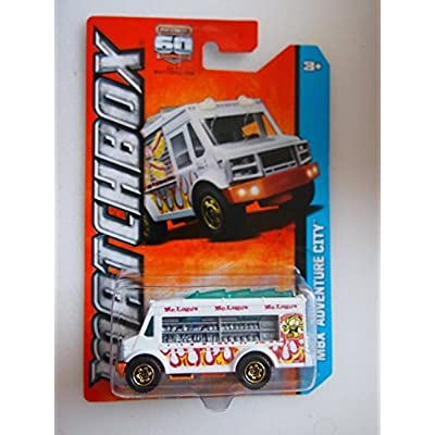 Matchbox 2013 #004 MBX Adventure City Food Truck 4 of 120: Toys & Games