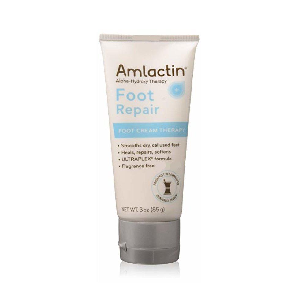 9f98238fbfaf2 Amazon.com   AMLACTIN Foot Cream Therapy 3 oz (Pack of 10)   Beauty
