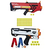 NERF Rival Zeus MXV-1200 Blaster Red, NERF Rival Phantom Corps Helios XVIII-700 & 50-Round Refill, NERF Guns For Kids, NERF Rival Refill, NERF Rival, Toy Blaster, Kids Sports, Outdoor, Kids Ages 14+
