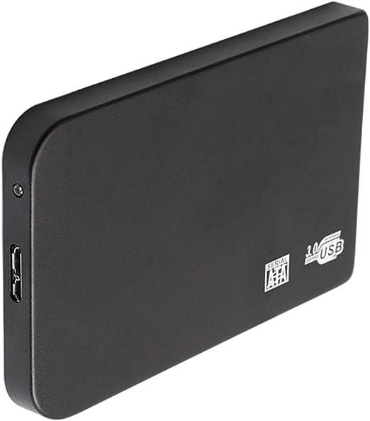 2TB/1TB/500GB 外付けハードドライブ 2.5インチ SATA HDD ポータブル - 500GB