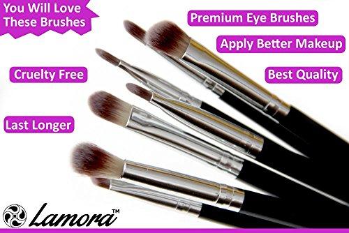 Bestes Augen Make Up Pinselset 7 Makeup Augenpinsel Beauty