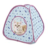 Cheap Speedy Pet Collapsible Cat Tent, Indoor Outdoor Tent Bed for Small Animals