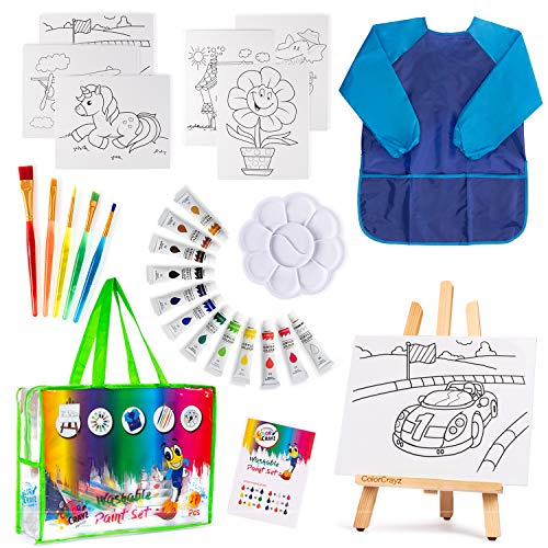 Paint Set Kids 27