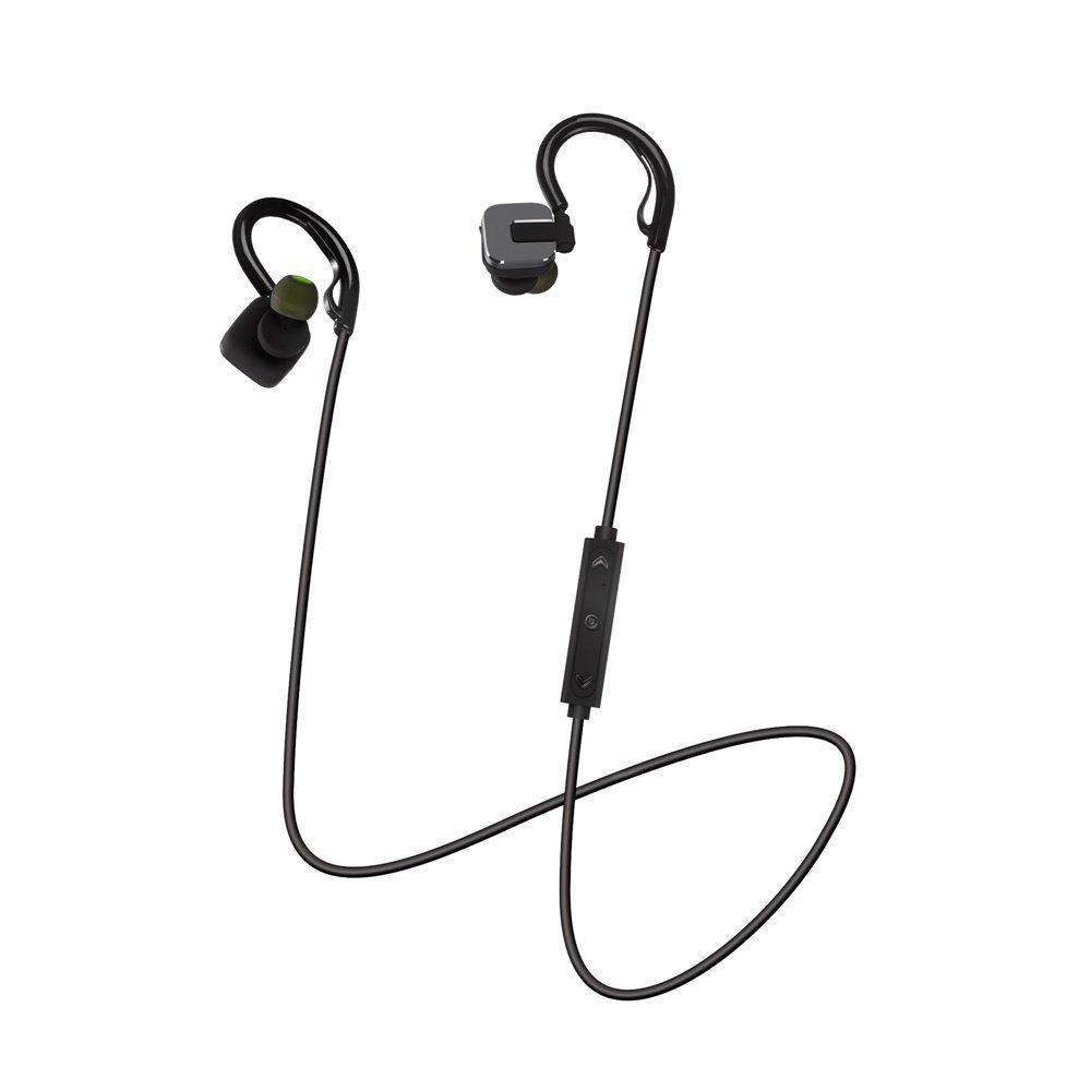 ICEFOX HIFI Auriculares Bluetooth Auriculares estéreo inalámbricos Super Bass Diseño magnético Bluetooth