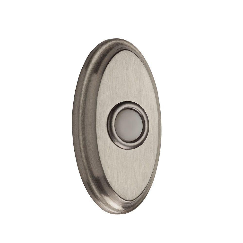 Baldwin 9BR7016-002 Oval Bell Button