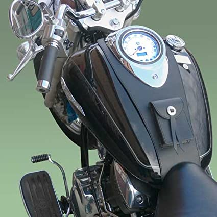 SPAAN - Cubredepositos Piel Yamaha Drag Star 1100 Classic (Xvs-A ...
