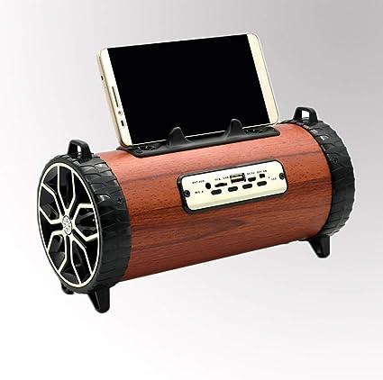HERCHR - Altavoz Bluetooth para bicicleta, portátil, para ...