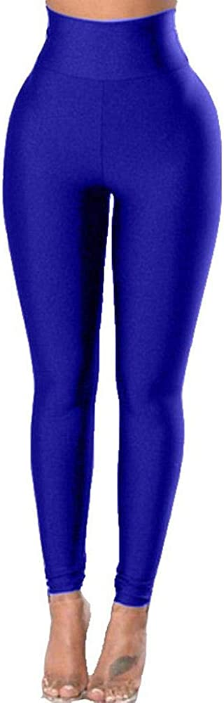 VJGOAL Pantalones de Yoga para Mujer Cintura Alta Casual Moda ...