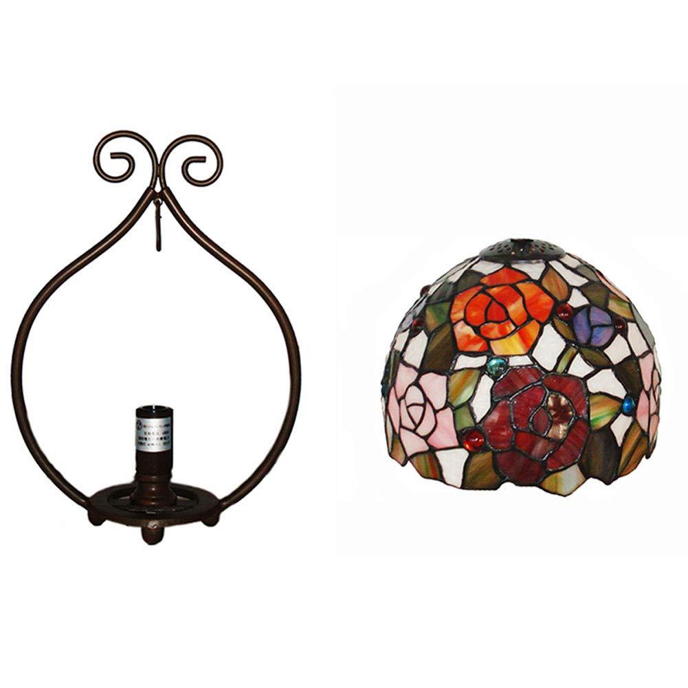NA. NA. NA. Schlafzimmer Tischlampe-Kaffeebar Dekoration Lampe kreatives Glas Dekoration Nachtlicht, Druckknopf-Schalter, 2 B07PPNV51N | Berühmter Laden  b7ee0e