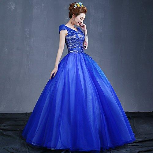 Sposa Viola Sfilata JKJHAH Di The blue Da Abiti pRUCqa