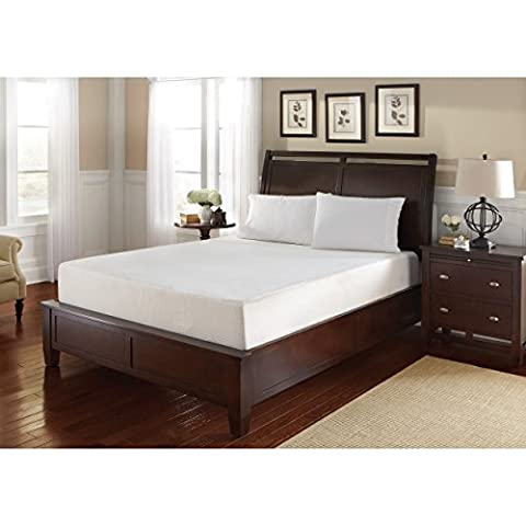 WHITE by Sarah Peyton Home Collection WHITE by Sarah Peyton 10-inch King-size Gel Convection Cooled Memory Foam - Gel Cooled