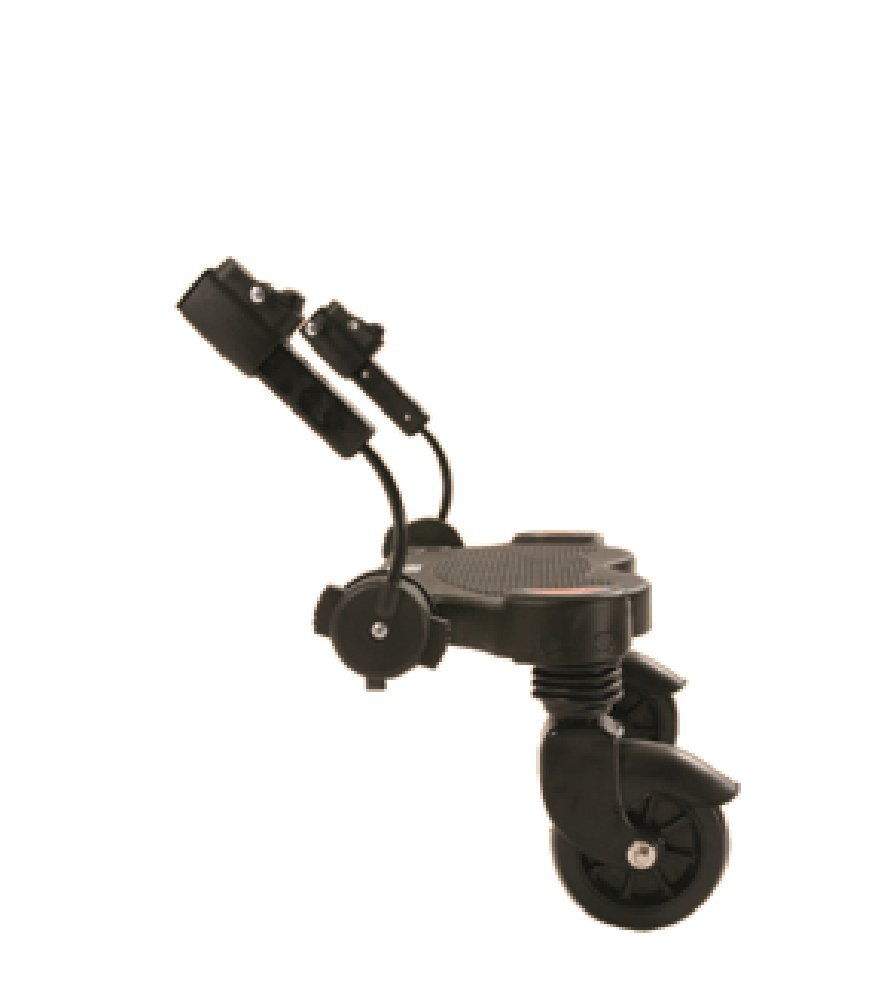 Valco Baby Hitch Hiker Ride On Board, Black ACC7152