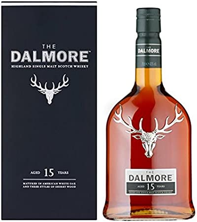El 70cl Dalmore whisky de malta de 15 años