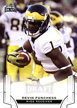 Amazon.com  2015 Leaf Draft Football  21 Devin Funchess MINT  Collectibles    Fine Art 599ae20f4