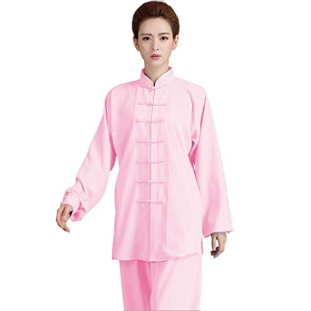 Traje de Tai Chi Wushu Traje de Lino y algodón Wing Chun ...