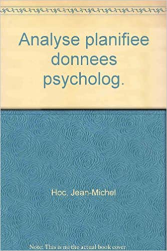 En ligne téléchargement L'analyse planifiée des données en psychologie pdf, epub ebook