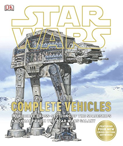 Book : Star Wars: Complete Vehicles - DK