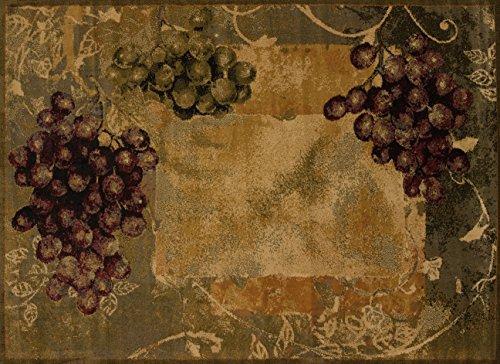 "United Weavers 22""x36"" Decorative Accent Rug (Vineyard)"