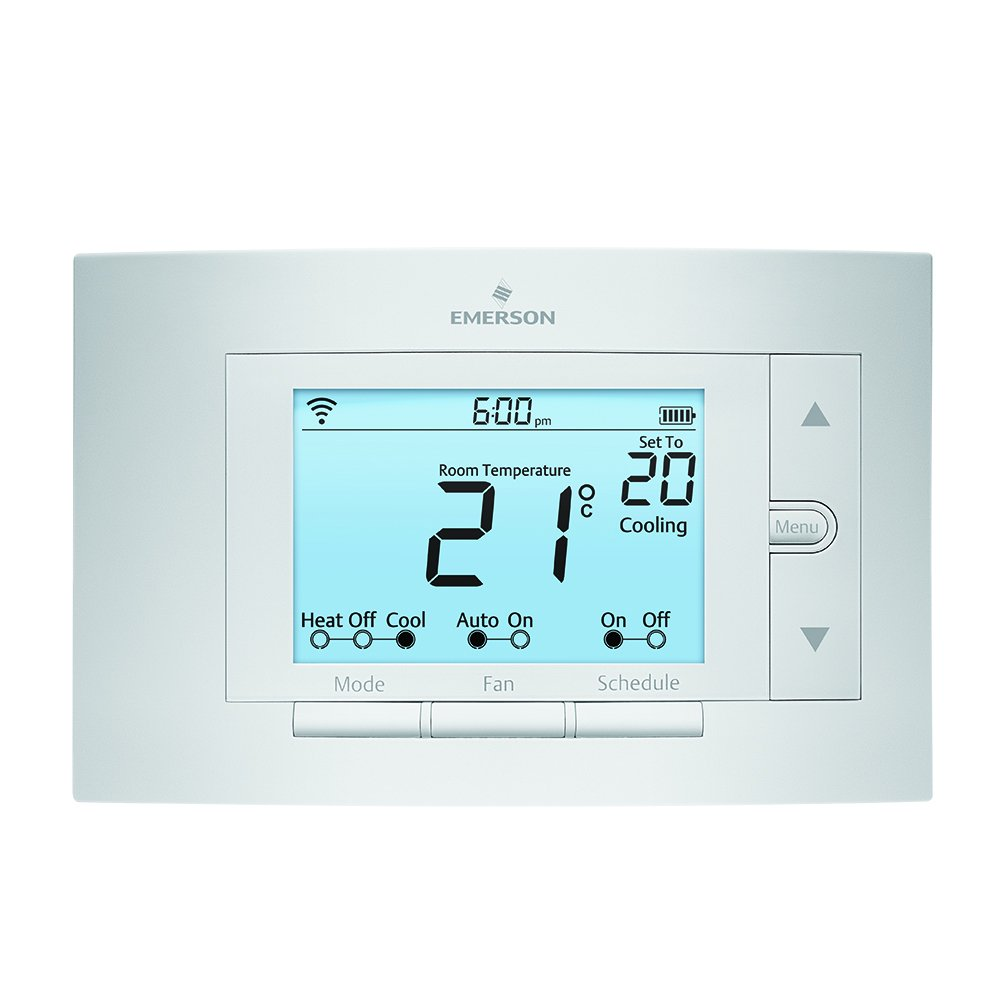 51nW8EruZHL._SL1000_ sensi wi fi smart programmable thermostat up500w (works with  at soozxer.org