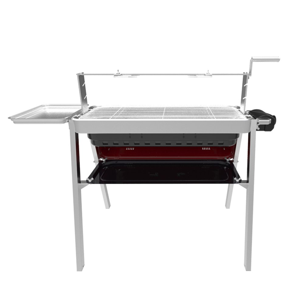 Huifang grills QFFL dainkaolu Barbecue-Ofen Carbon ShaROT Grill Außenportable Carbon-Ofen Villa Garden Barbecue