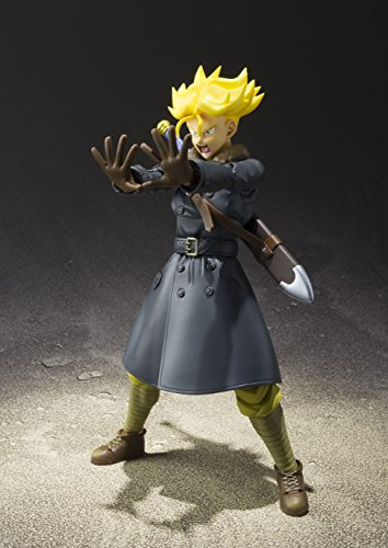 "Bandai Tamashii Nations S.H. Figuarts Trunks ""Dragon Ball: Xenoverse"" Action Figure"
