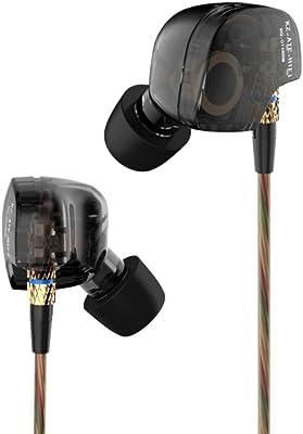 KZ ATE KZ-ATE Dynamic Balanced Armature IEMS In Ear HIFI Monitors