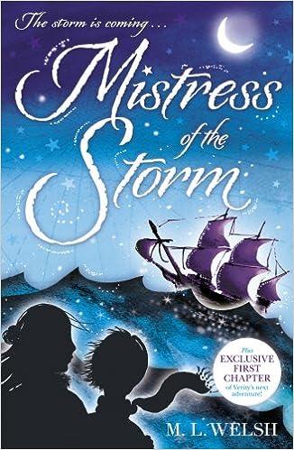 Mistress of the Storm: Amazon.de: Melanie Welsh: Fremdsprachige Bücher