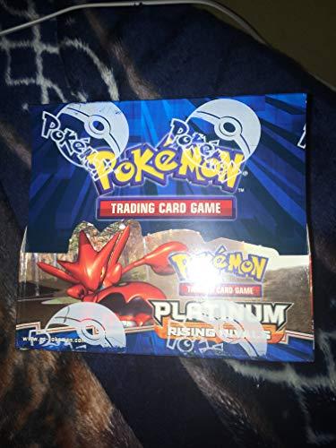 Pokemon Platinum Rising Rivals Booster Box 36 packs [Toy]