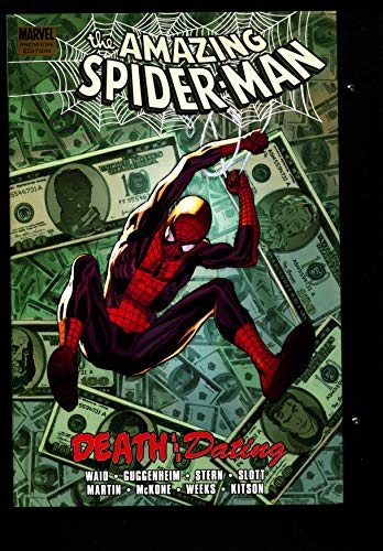 Amazing Spider-Man: Death and Dating-Mark Waid-Hardcover (Spider Man Death And Dating)