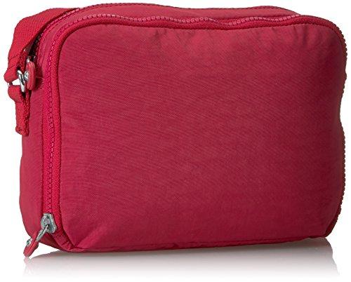 Solid Crossbody Red Candied Bag Kipling Abbas gqHZSS