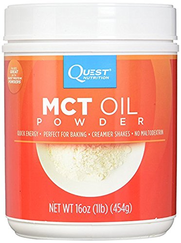 Quest Nutrition MCT Powder Oil, 16 Ounce