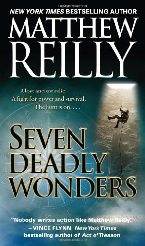 Book cover for Seven Deadly Wonders