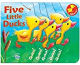 Five Little Ducks: A Counting Sound Book