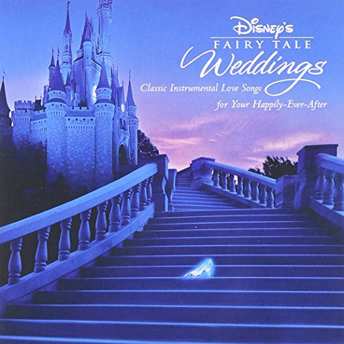 Price comparison product image Disney's Fairy Tale Weddings (Instrumental)