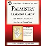 Palmistry Learning Cards - Living Magick (Living Magick Learning Cards)