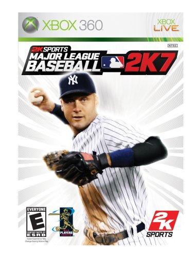 Major League Baseball 2K7 Xbox 360 product image